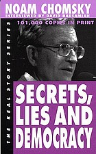 Secrets, lies, and democracy