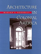 Architecture in colonial America