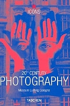 20th century photography, Museum Ludwig Cologne