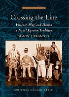 Crossing the line violence, play, and drama in naval equator traditions