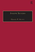 Joseph Severn Letters and Memoirs
