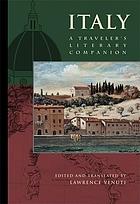 Italy : a traveler's literary companion
