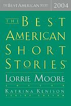 The best American short stories, 2004