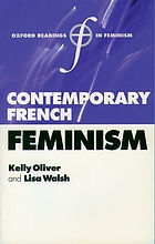 Contemporary French feminism