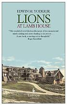 Lions at Lamb House : Freud's 'lost' analysis of Henry James