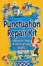 Punctuation repair kit