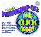 Adobe Photoshop CS2 one-click wow! : over 900 incredible one-click style makeovers, brushes, tool presets, patterns, shapes, actions & rollovers--all on CD--to instantly enhance your photos, graphics & type