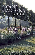 The good gardens guide 2008