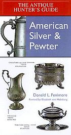 American silver & pewter