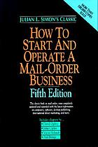 How to start and operate a mail-order business