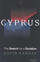 Cyprus the search for a solution