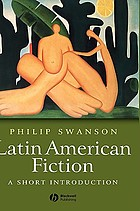 Latin American fiction : a short introduction