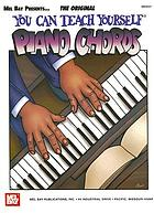 The original you can teach yourself piano chords