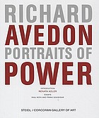 Richard Avedon : portraits of power
