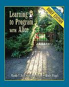 Learning to program with Alice (Brief)