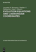 Evolution equations and Lagrangian coordinates