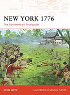 New York 1776 : the Continentals' first battle
