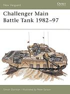 Challenger main battle tank, 1982-1997