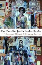 The Canadian Jewish studies reader