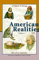 American realities : historical episodes