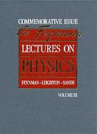Feynman lectures on physics. the electromagnetic field