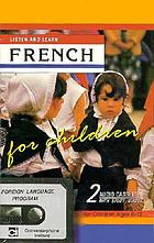 Children's French.