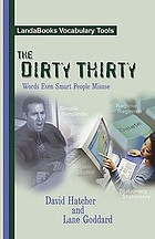Dirty Thirty : words even smart people misuse