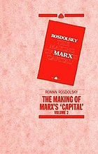 The making of Marx's 'Capital'The making of Marx's 'Capital'