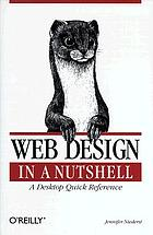 Web design in a nutshell a desktop quick reference