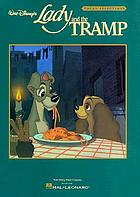 Walt Disney's Lady and the Tramp : vocal selections