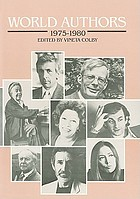 World authors, 1975-1980