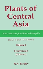 Plants of Central Asia : plant collections from China and Mongolia