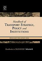 Handbooks of transport