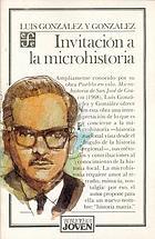 Invitación a la microhistoria