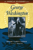 George Washington : a biography