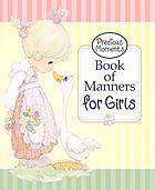 Book of manners for girls