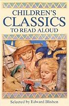 Children's classics to read aloud