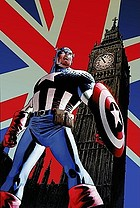 Captain America : Red menace . [Vol. 2