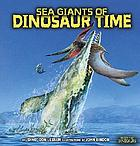Sea giants of dinosaur time