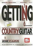 Getting into-- country guitar
