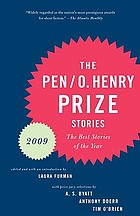 The Pen/O. Henry Prize stories