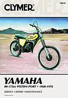 Yamaha, 80-175cc piston-port, 1968-1976 : service, repair, performance