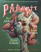 Kai Althoff, Glenn Brown, Dana Schutz/ [contributions by Duncan Fallowell ... et al.]