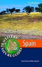 Travellers' nature guide : Spain