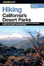 Hiking California's desert parks