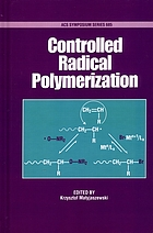 Controlled radical polymerization