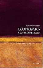 Economics : a very short introduction
