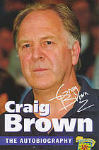Craig Brown : the autobiography