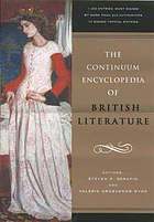The Continuum encyclopedia of British literature