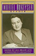 A Muriel Rukeyser reader